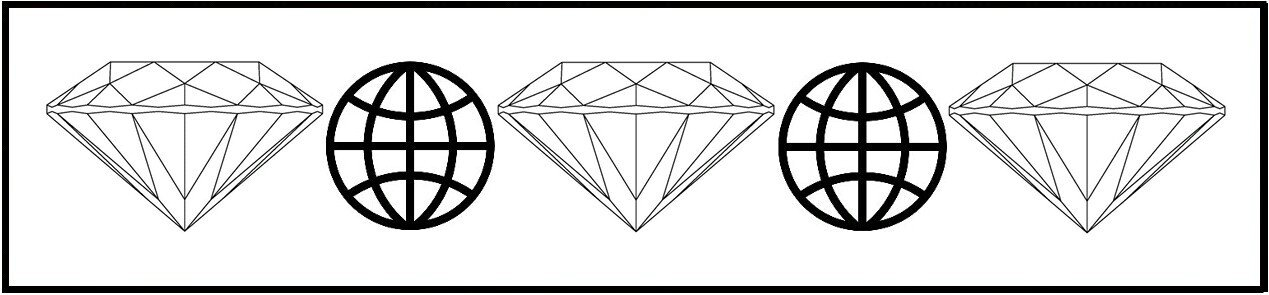World Diamond Flag