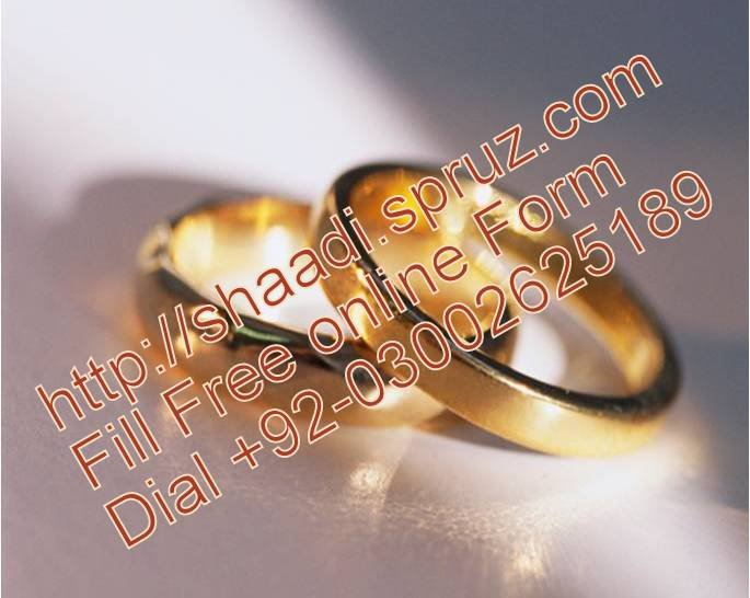 marriage bureau for Pakistanis living in USA UK UAE Canada