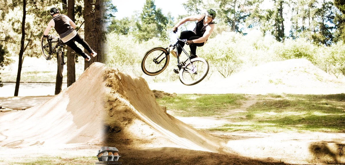 MTB Whip - Malcolm Peters