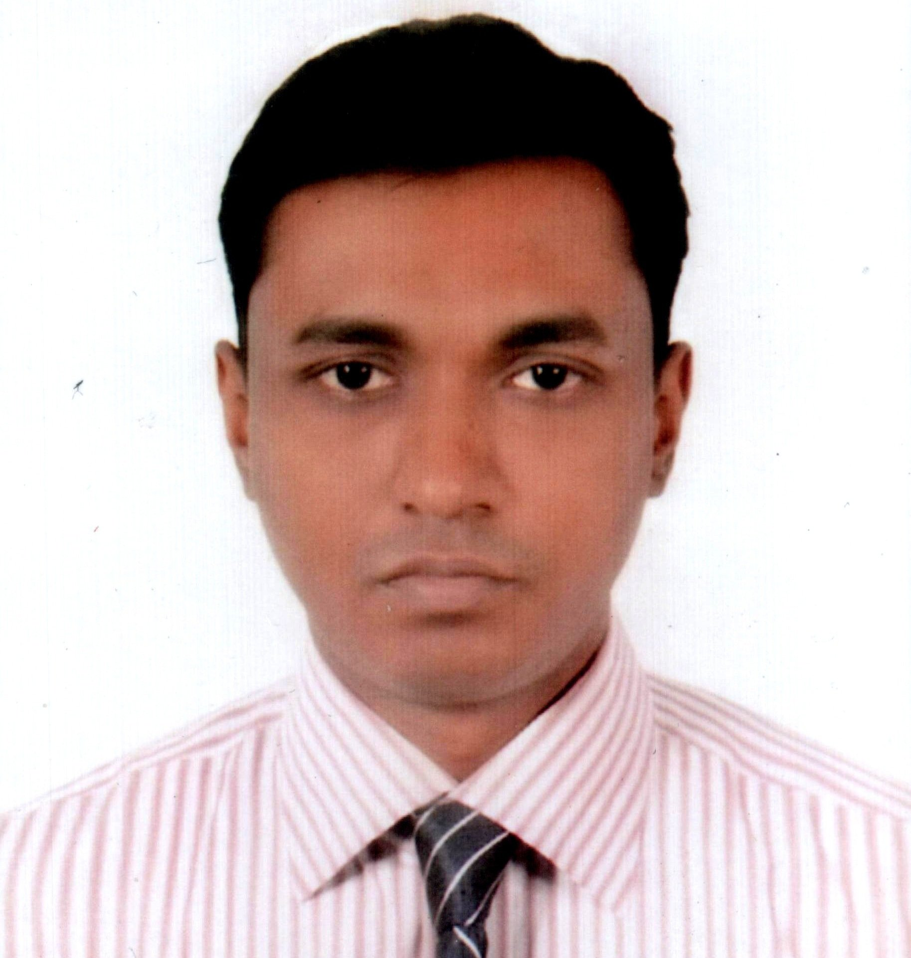 Muhammad Mosleh Uddin Parvez, Manager (Program Section)